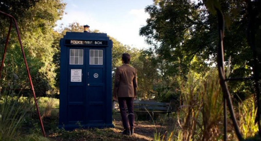 Featured Image Doctor Who – The Eleventh Hour