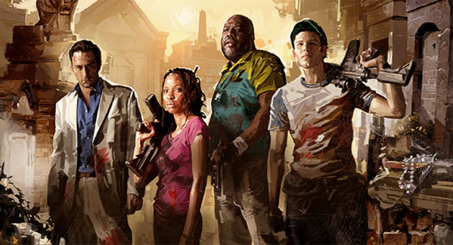 "Featured Image Left 4 Dead 2 – ""The Passing"""