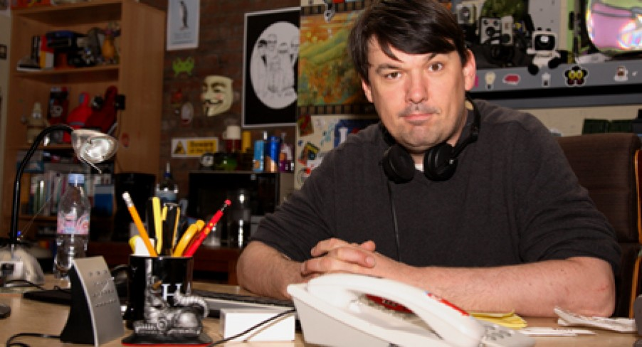 Featured Image Interview with Graham Linehan