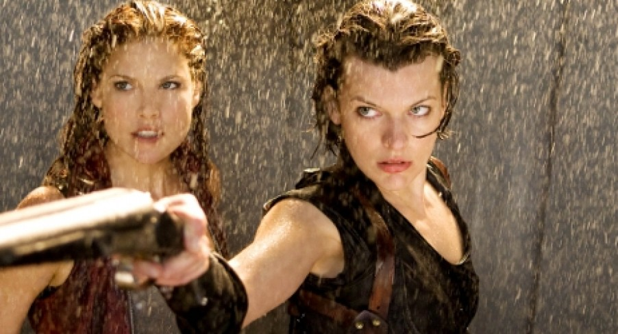 Featured Image Resident Evil: Afterlife Review