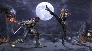 Featured Image Mortal Kombat (2011) Review