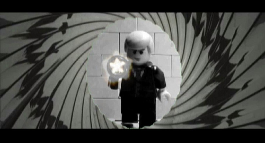 Featured Image LEGO Stop motion 'Casino Royale' Remake