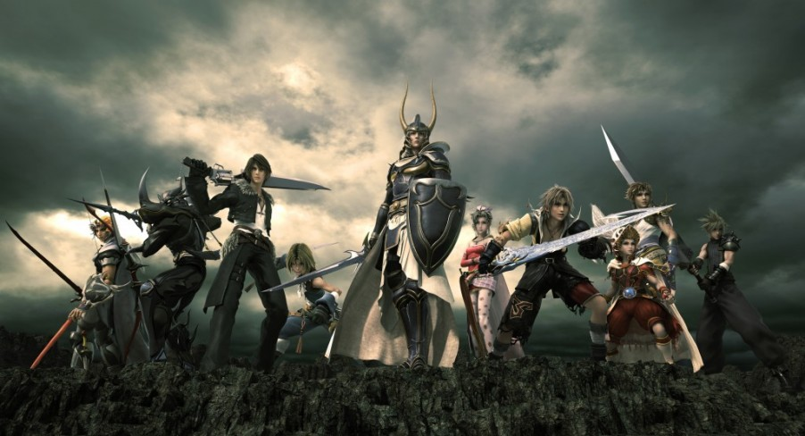 Featured Image Top 12 Final Fantasy Characters