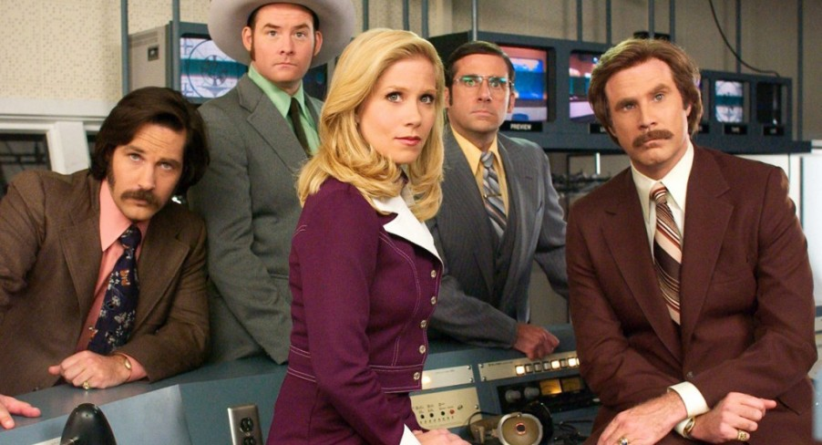 Featured Image Anchorman 2 Trailer