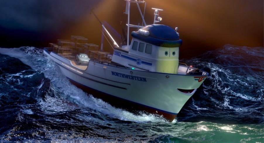Featured Image Disney & Pixar 'Boats' Parody