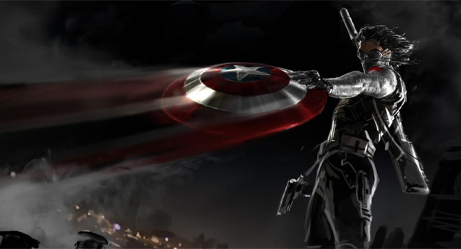 Featured Image Captain America: Winter Soldier Poster