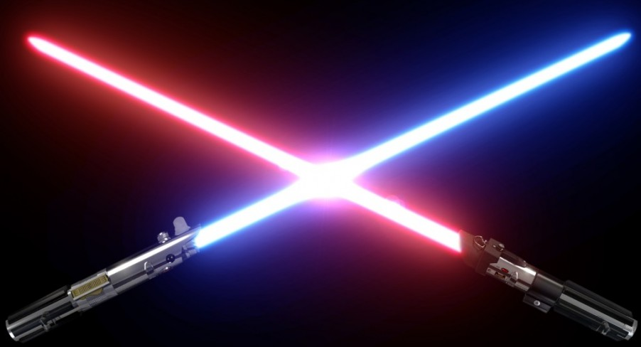 Featured Image Lightsabers Accidentally Invented