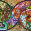 Featured Image Lord of the Rings Stained Glass Art