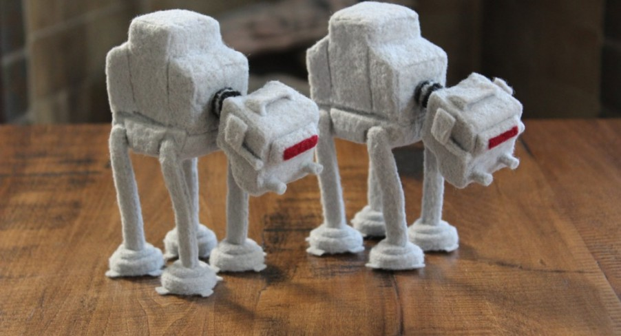 Featured Image Felted Star Wars Characters
