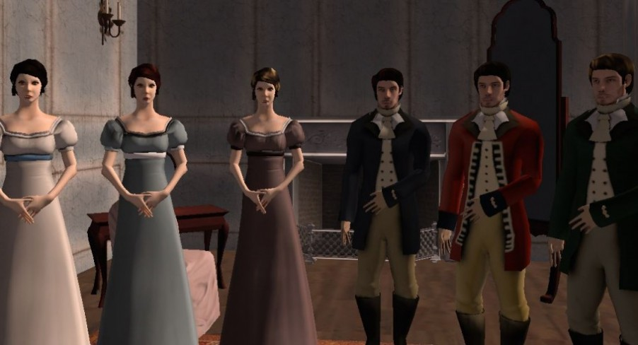 Featured Image Ever Jane – The Jane Austen MMO