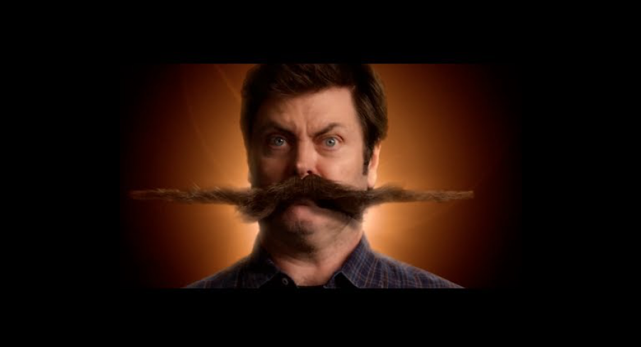 Featured Image Nick Offerman's Stachedance