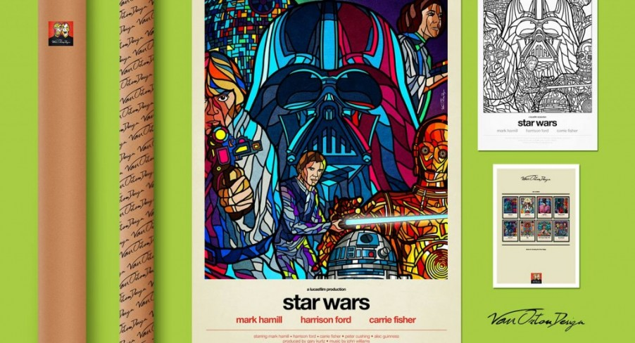 Featured Image Stained Glass Movie Posters