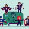 Previous Post 8-bit Cinema: The Avengers