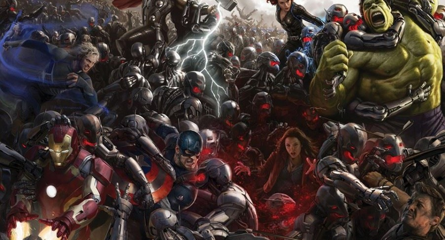 Featured Image Avengers: Age of Ultron Concept Posters