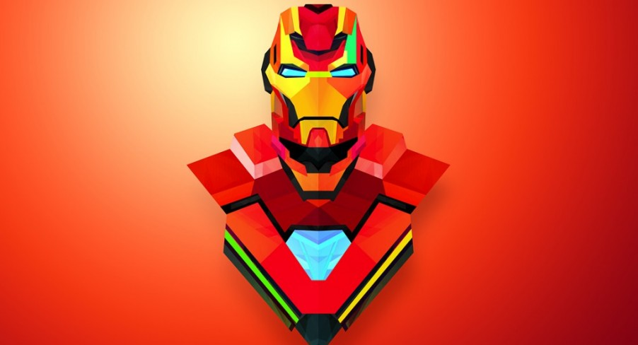 Featured Image Helmetica: Famous Helmets Geometrized