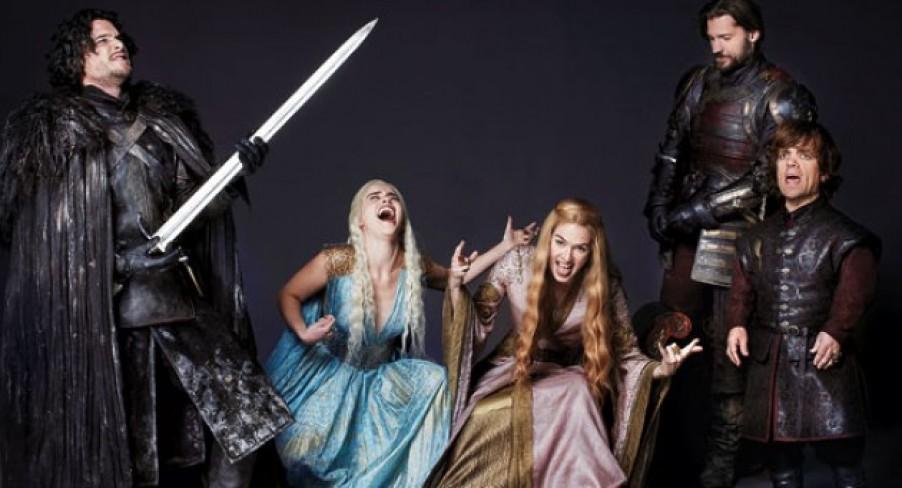Featured Image Game of Thrones Blooper Reel