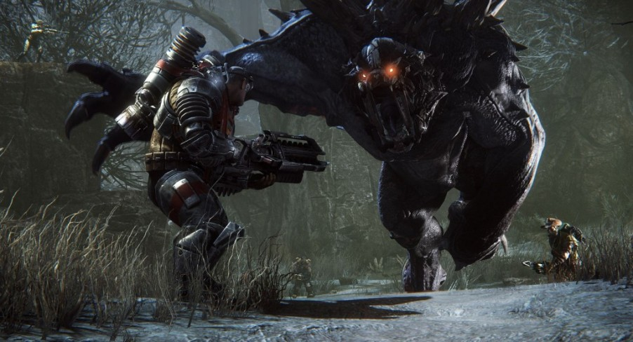 Featured Image 'Evolve' Delayed until 2015