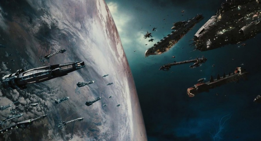Featured Image The Physics of Space Battles