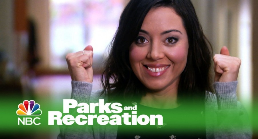 Featured Image Supercut: April Ludgate's Disses
