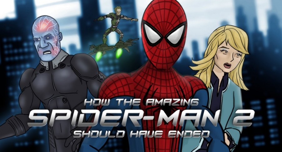 Featured Image HISHE – Amazing Spider-Man 2