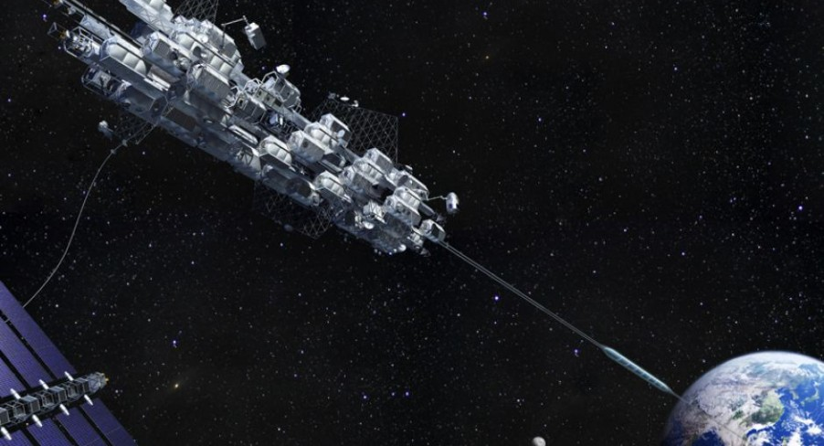 Featured Image Japan Constructing Space Elevator by 2050