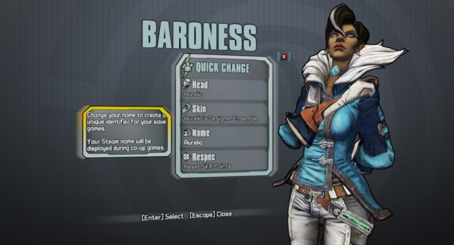 Featured Image The Pre-Sequel's First DLC Character
