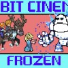 Featured Image Disney's 'Frozen' as 8-bit Video Game
