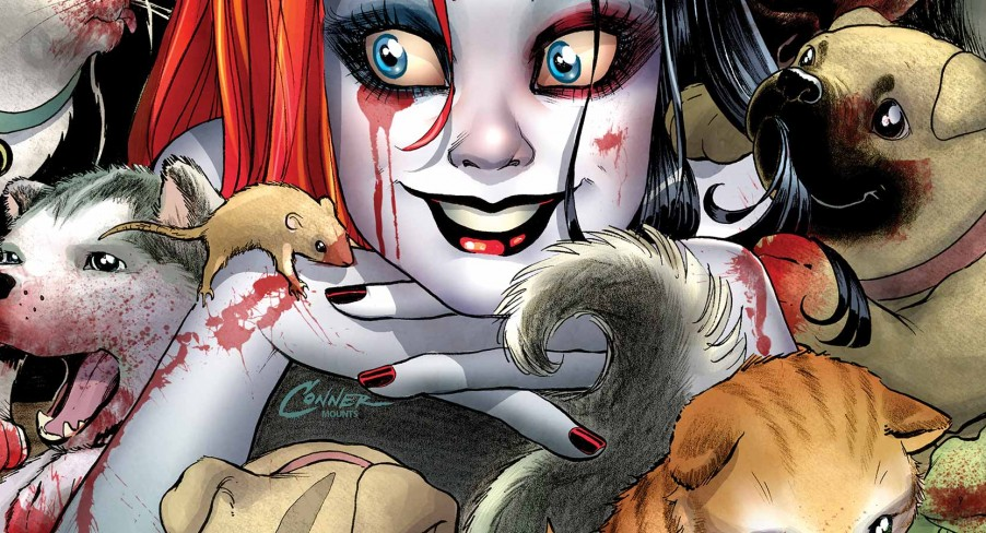Featured Image Suicide Squad's Harley Quinn is Cast