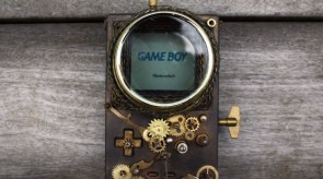 Featured Image Gorgeous Steampunk Game Boy