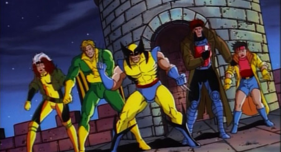 Featured Image A Capella X-Men Cartoon Theme